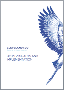 UCITS V Impacts and Implementation