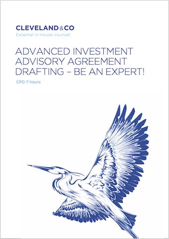Advanced IAA Drafting Cover