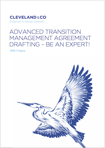 Advanced TMA Drafting Cover