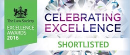 Cleveland & Co shortlisted for Law Society award