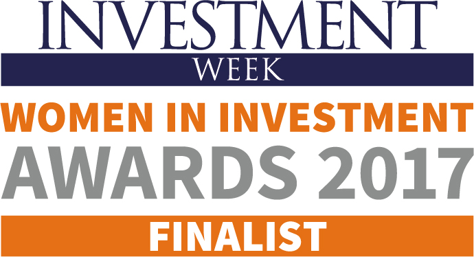 Emma finalist for the women in investment awards 2017