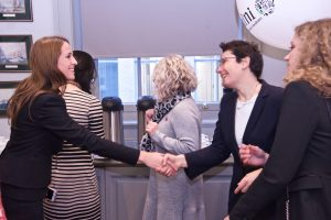 City Hive - International Women's Day event at Brand Exchange