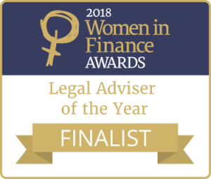 Emma shortlisted for Women in Finance award