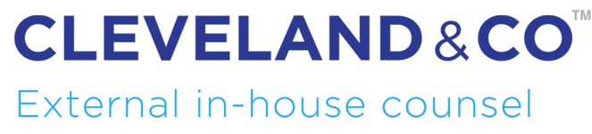 Cleveland & Co | External in-house counsel