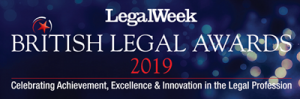 UK: Emma Cleveland shortlisted in the British Legal Week Awards 2019