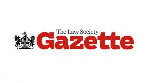 Cleveland & Co featured in the Law Gazette article: 'One year of the women in law pledge'